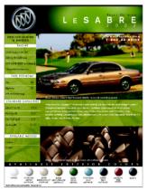 2002 Buick Lesabre Spec Sheet