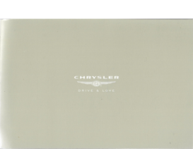 2005 Chrysler Pacifica Intro