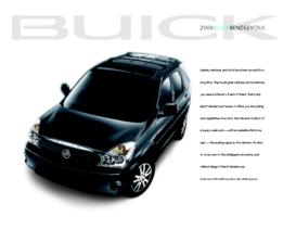 2006 Buick Rendezvous Spec Sheet