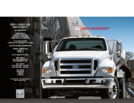 2007 Ford F-650 – F750 Super Duty