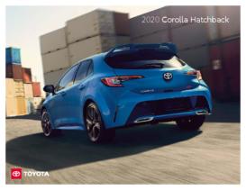 2020 Toyota Corolla Hatchback V2