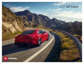 2020 Toyota GR-Supra V2