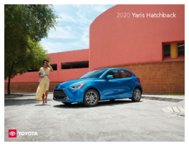 2020 Toyota Yaris Hatchback V2