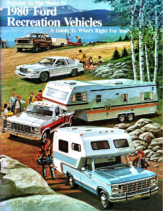 1980 Ford Recreation Vehicles