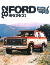 1982 Ford Bronco