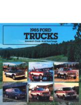 1985 Ford Trucks (Rev)