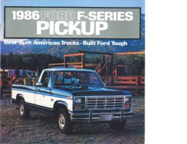 1986 Ford F-Series Pickup