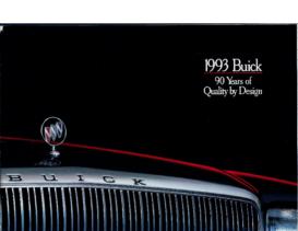 1993 Buick Full Line