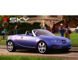 2001 Saturn Sky Concept