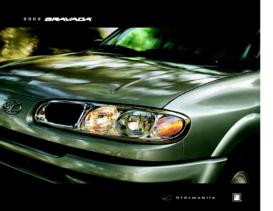 2002 Oldsmobile Bravada V2