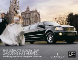2003 Lincoln Navigator Limo