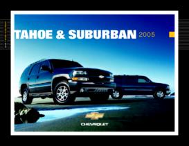 2005 Chevrolet Tahoe & Suburban CN