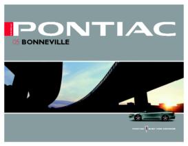 2005 Pontiac Bonneville CN
