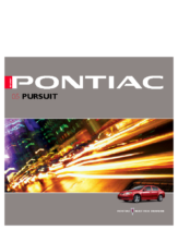 2005 Pontiac Persuit CN