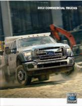 2012 Ford Commercial Trucks