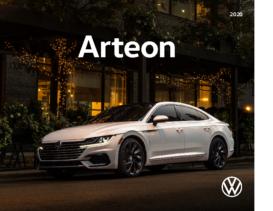 2020 VW Arteon