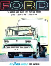 1959 Ford C Series Trucks