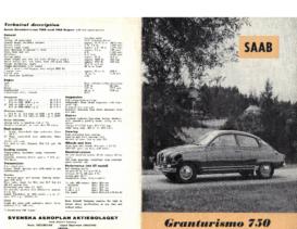 1961 Saab 93 Granturismo 750