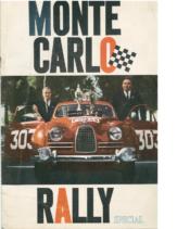 1962 Saab Monte Carlo Special