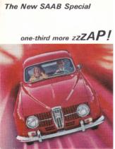 1966 Saab Special