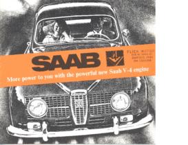 1967 Saab Full Line V2