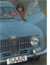 1967 Saab Full Line V1