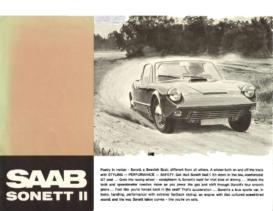1967 Saab Sonett