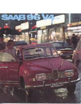1969 Saab 96 V4