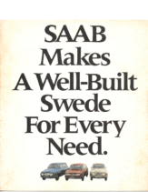 1970 Saab Makes A Well Built Swede For Every Need