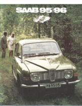 1972 Saab 95-96