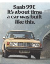1972 Saab 99