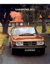 1973 Saab 99 EMS