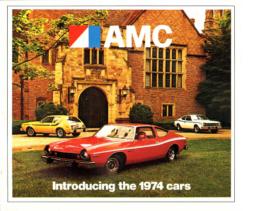 1974 AMC Full Line Prestige