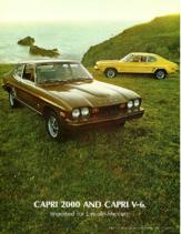 1974 Mercury Capri
