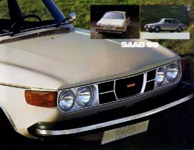 1975 Saab 99
