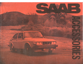 1976 Ssaab Accessories