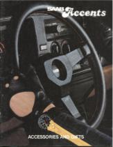 1983 Saab Accents
