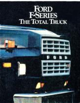 1984 Ford F-Series Trucks CN