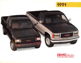 1991 GMC Full Line