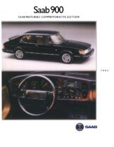 1993 Saab 900 Turbo CE