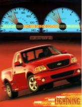 2002 Ford SVT F-150 Lightning Spec Sheet