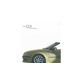 2005 Saab 93 Convertible