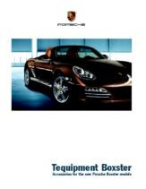 2011 Porsche Boxter Accessories