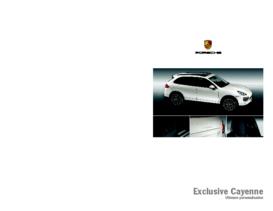 2011 Porsche Cayenne Exclusive