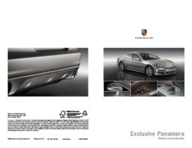 2011 Porsche Panamera Exclusive