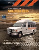 2012 Ford Shuttle Bus