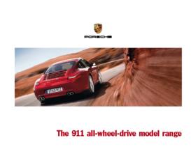 2012 Porsche 911 AWD