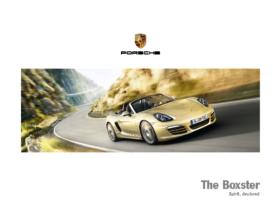 2013 Porsche Boxster V1