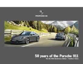 2014 Porsche 911 50 Years