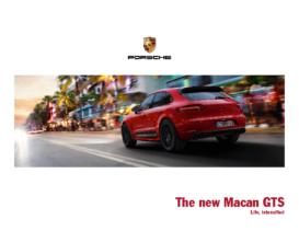 2016 Porsche Macan GTS V2